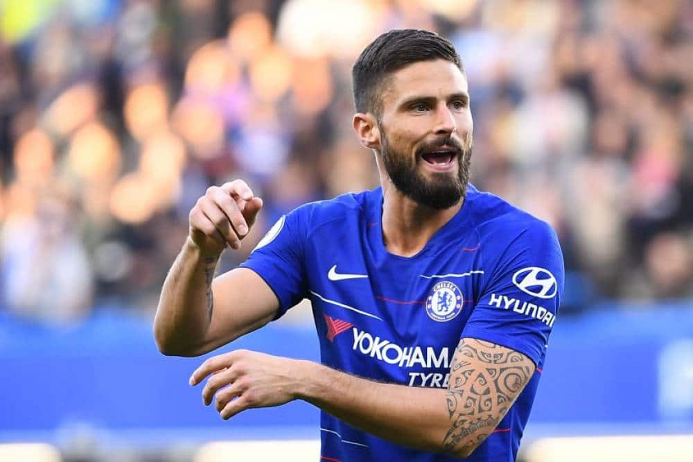 Olivier Giroud a perfect example of Mental Resilience in modern football