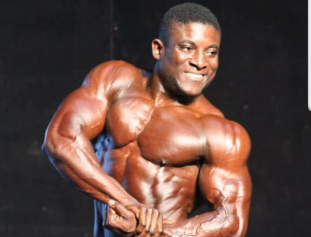 Body Building and Fitness Talent: Achere Ashurock Betrand
