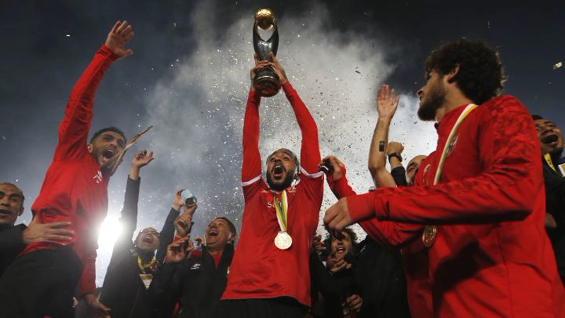 CAF Champions League final: Zamalek 1-2 Al Ahly