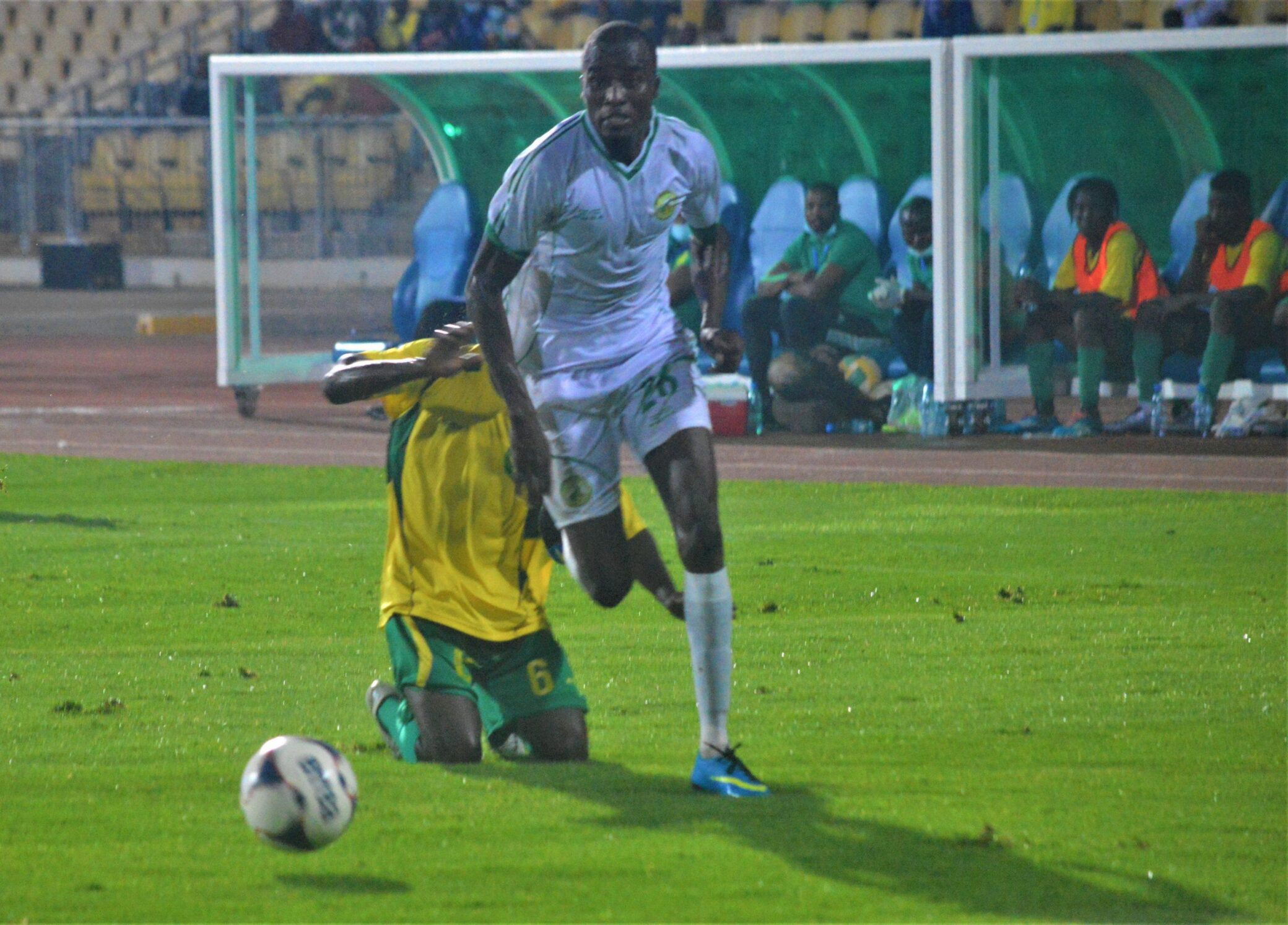 Elite One: Thierry Tchuente scores as Coton Sport ease pass Panthère in season opener
