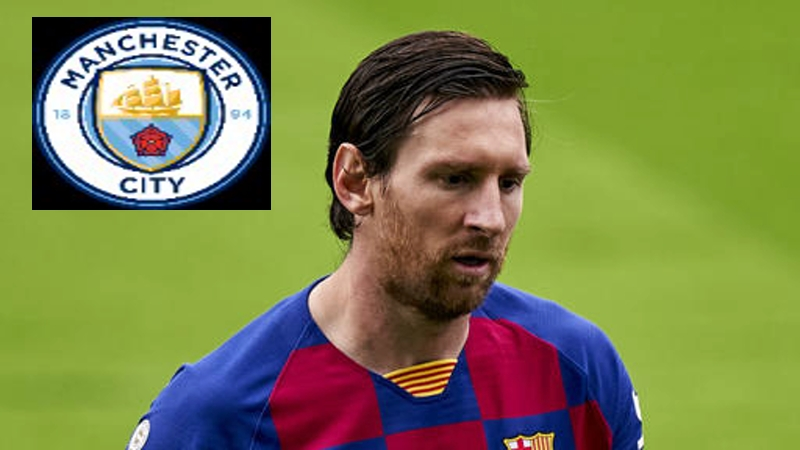 The Lionel Messi to Manchester City transfer Saga is over?