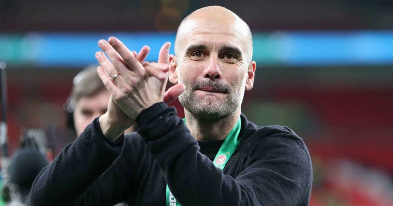 Pep Gaurdiola extends his Manchester City Contract
