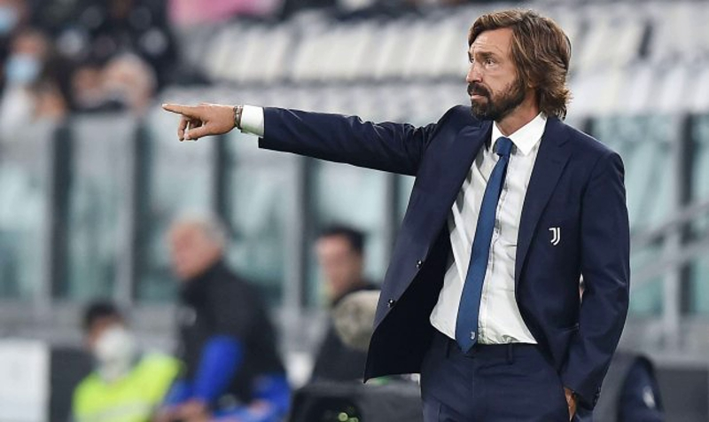 """Juventus' Pirlo: """"I am not concerned with the results"""""""