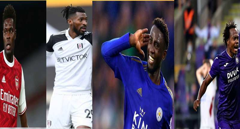 Top 8 best African Midfielders right now
