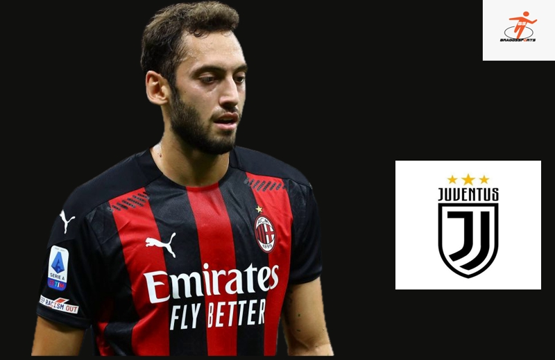 Hakan Calhanoglu is on Juventus transfer radar.