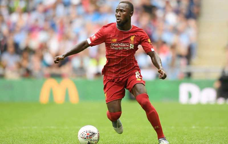 Top 10 highest paid Active African footballers in 2021-Naby Keita