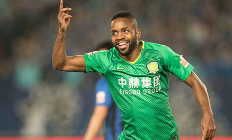 Top 10 highest paid Active African footballers in 2021-Cedric Bakambu