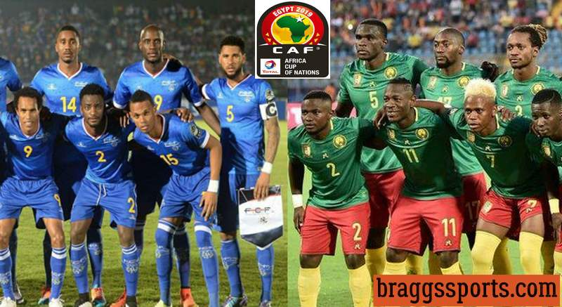 Cape Verde aim to ignite their AFCON hopes vs Cameroon