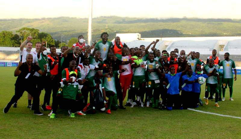 Comoros qualify for AFCON for the first time in their history