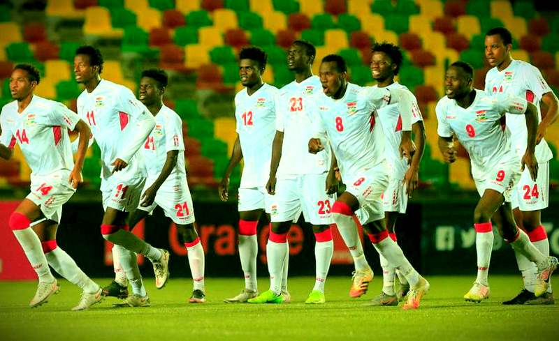 Gambia qualify for AFCON for first time ever