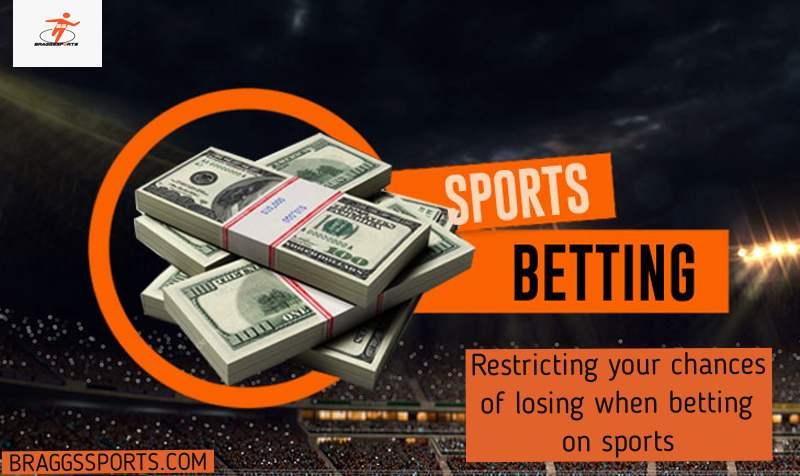 Restricting your chances of losing when betting on sports
