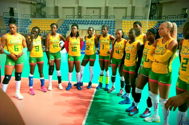 Draws for the African women volleyball Championship to take place today