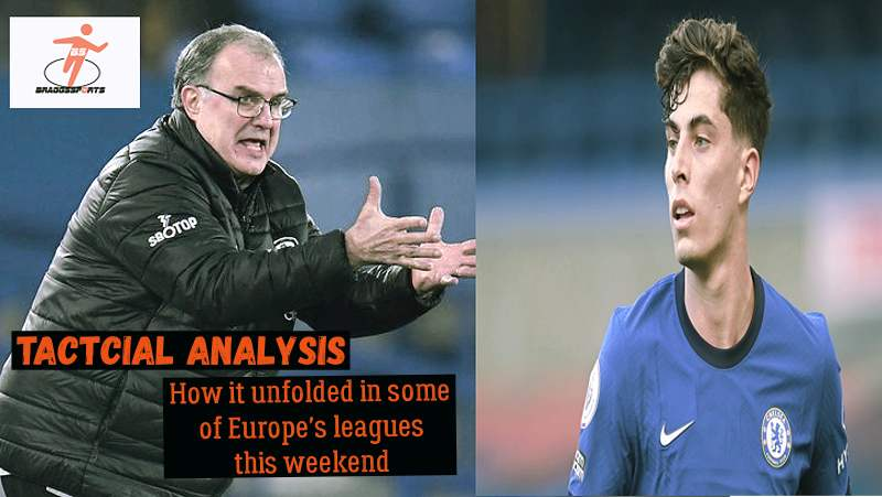 How it unfolded in some of Europe's leagues this weekend