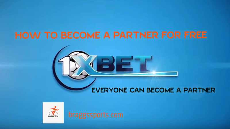 How to become a 1xbet partner for free in africa