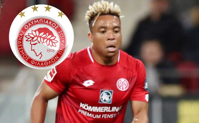 Kunde Malong signs three years contract with Olympiakos