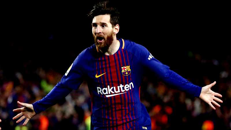 Lionel Messi to extend his Stay at Barca until 2023