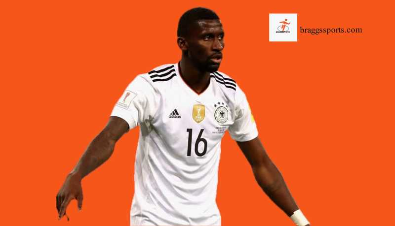 Rudiger warns Mbappe Germany are willing to play 'dirty'