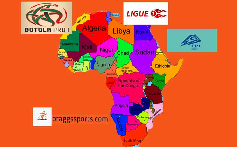 Top 10 Best African Football Leagues in 2020