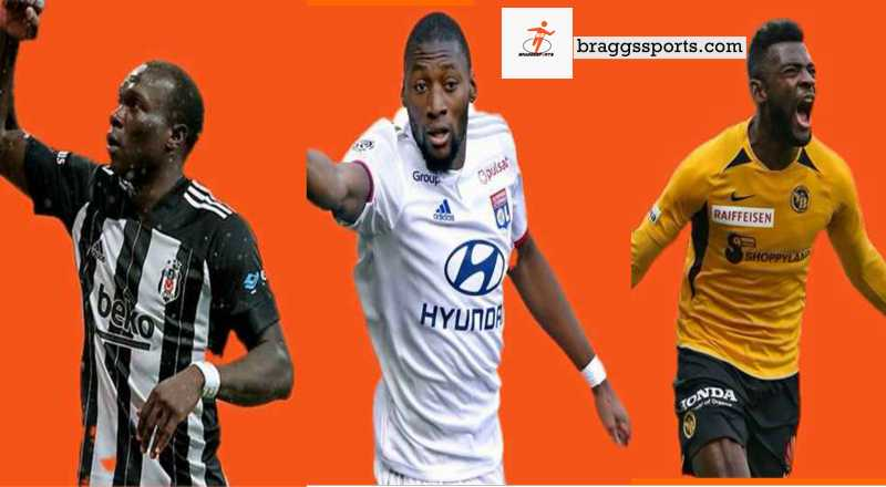 Top 10 Highest Scoring Cameroon Footballers this Season Abroad
