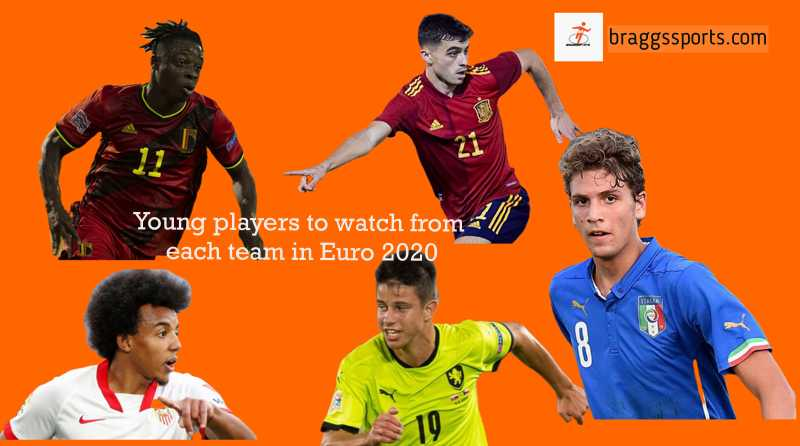 Young players to watch from each team in Euro 2020