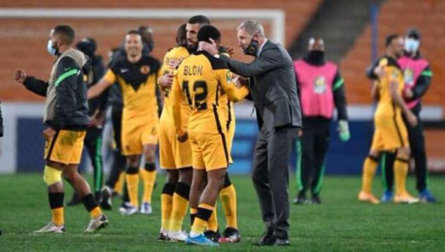 Kaizer Chiefs coach Baxter wants players be given credit for their CAF CL run