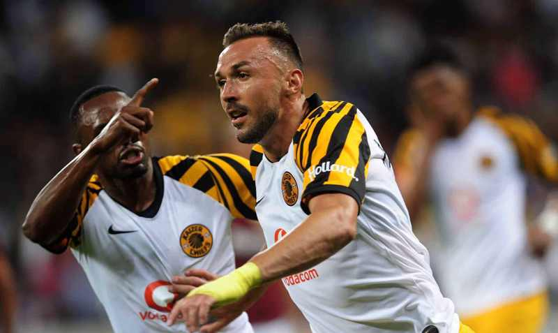 Kaizer Chiefs set to shake up foreign quota
