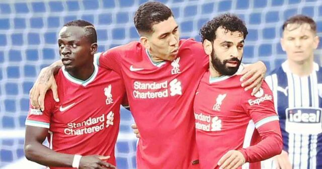 Liverpool: New contracts for entire front three 'not realistic'