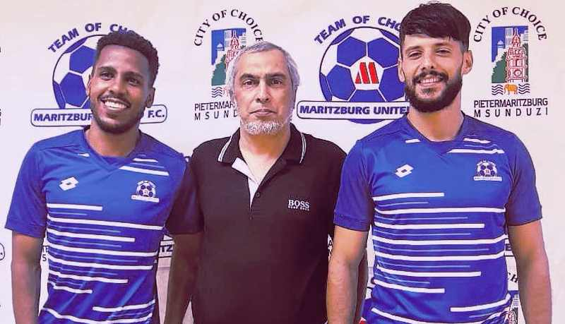 Maritzburg United are expecting more signings