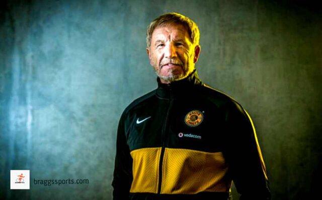 Stuart Baxter wants Kaizer Chiefs to sign more players