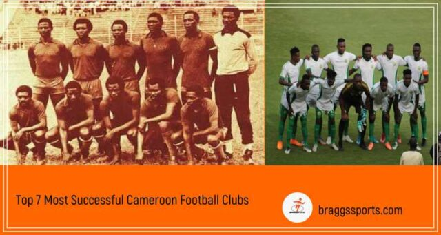 Top 7 Most Successful Cameroon Football Clubs