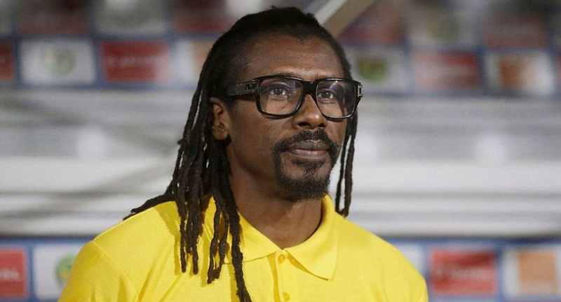 Aliou Cisse extends his stay with the Senegal national team