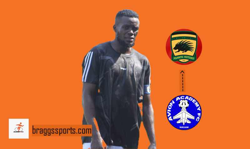 Georges Mfegue to leave FC Nkam for Asante Kotoko